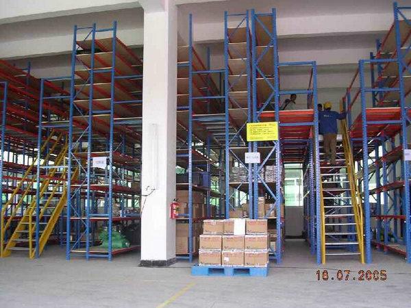 钢结构阁楼货架长久使用不变形的妙招